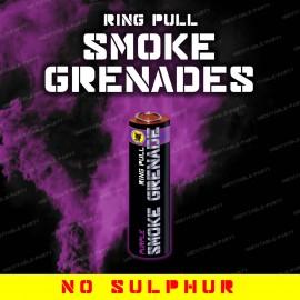 Ring Pull Smoke Grenades