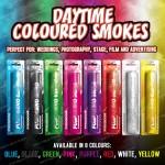 Daytime Coloured Smoke Screens
