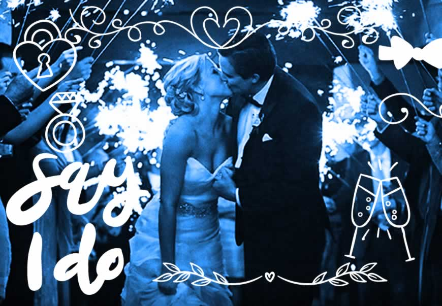 Wedding Sparkler Send Off: Useful Tips